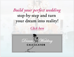 dream wedding calculator